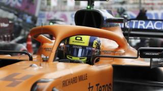 Ландо Норис с първи полпозишън във Формула 1