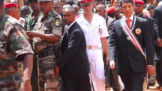 Военен преврат в Мадагаскар