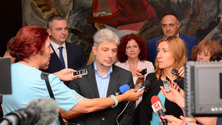 Екоминистърът Нено Димов заяви на дискусия