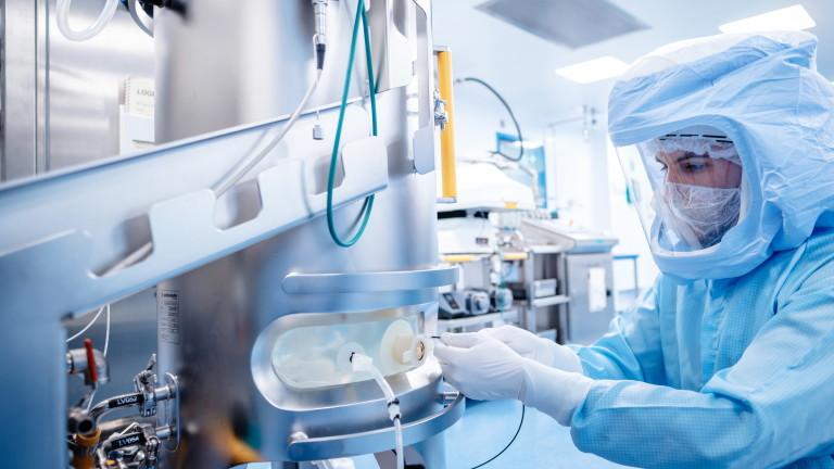 Ваксината на Pfizer/BioNTech намалява риска от разпространение на COVID-19 преди втората доза