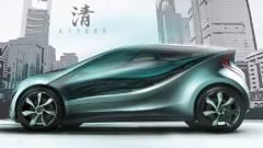 В Париж ще покажат концепцията Mazda Kiyora