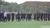 Два дни почивка за играчите на Ботев (Пловдив)