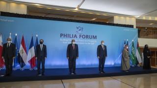 В Гърция врагове на Турция коват регионален съюз