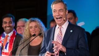 """Сделката на Джонсън """"не е Брекзит"""", недоволен Найджъл Фараж"""