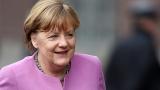 Германците харесват Меркел като канцлер