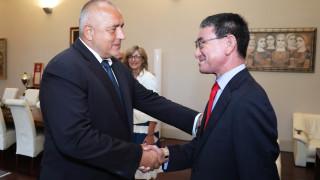 Борисов: Япония е приоритетен партньор за България