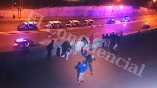 Бежанци протестираха в Mадрид