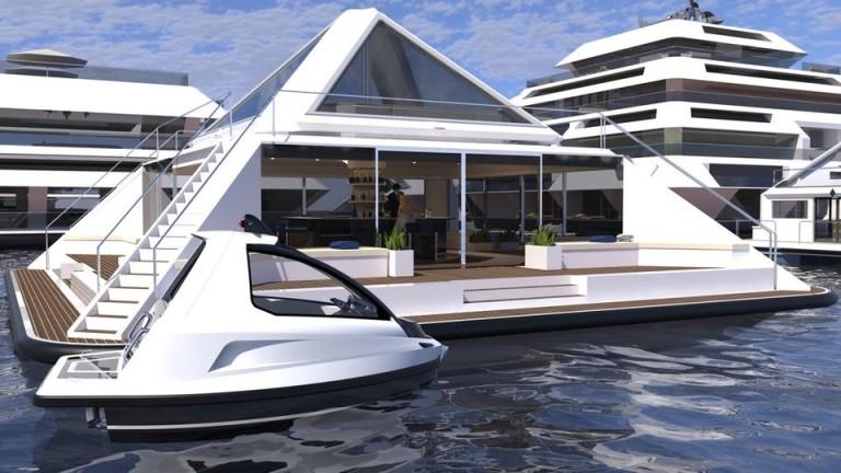 Бихте ли живели в тази къща върху водата