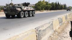 Руски конвой се вряза в американска бариера в Сирия
