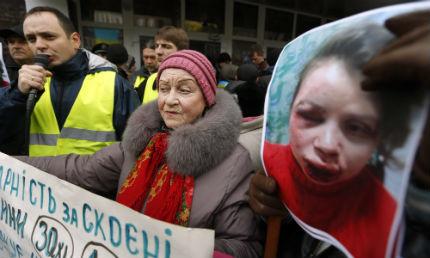 Пребиха украинска журналистка, двама са задържани