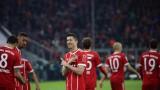 Реал (Мадрид) кара Роберт Левандовски да подаде молба за трансфер