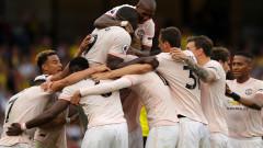 Манчестър Юнайтед сложи край на приказката на Уотфорд