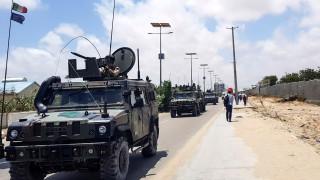 """Ал Шабаб"" нападна сомалийски хотел, четирима са били убити"