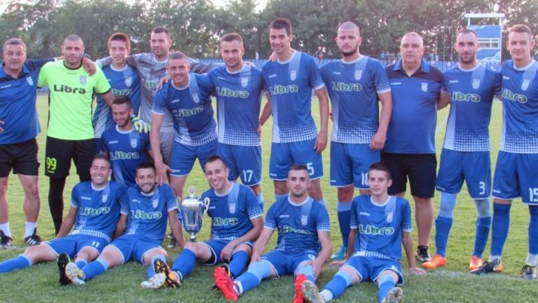 Севилиево направи за смях тим от Втора лига