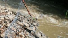 Наводнения грозят населени места по поречието на Тунджа