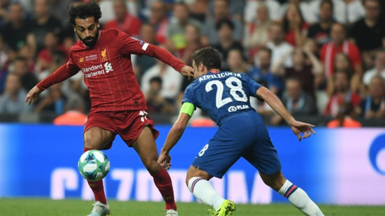 Ливърпул - Челси 2:2, дузпи ще определят победителя от сблъсъка
