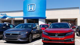 Кога Honda ще изостави горивните двигатели
