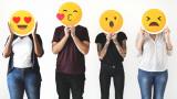 Когато емоциите си имат лица