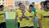 Ботев (Пловдив) поднови тренировки, Пиргов с лека травма