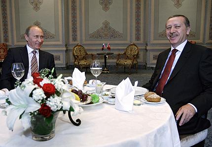 Путин и Ердоган се разбраха за търговските връзки