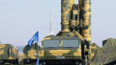 Русия тества зенитно-ракетен комплекс C-300 в Калининград