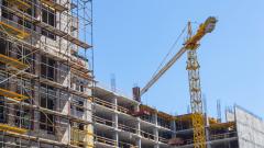 Строим по-малко апартаменти през първото тримесечие на 2020 г.