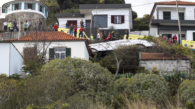 Снимка: Тридневен траур на остров Мадейра