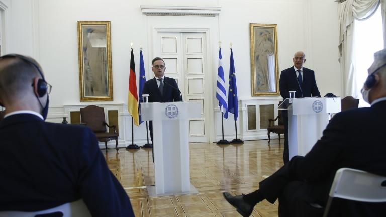 Гърция: Незаконните действия на Турция заплашват единството на НАТО