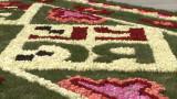 Председателството ухае на рози пред НДК