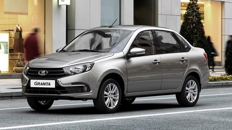 Най-продаваните коли втора употреба в Русия през 2019-а