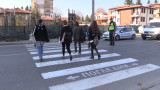 Глобиха над 300 пешеходци в Търново