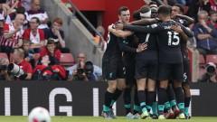 Ливърпул спечели гостуването си на Саутхямптън с 2:1