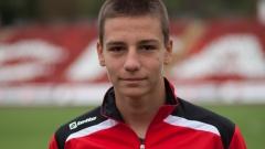Най-младият капитан в историята на ЦСКА: Чакам своя шанс, искам да водя отбора срещу Левски