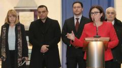 """Код """"жълт"""" за МВР на празниците, но гражданите да са спокойни, уверява Бъчварова"""