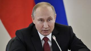 Нямам смартфон, призна Путин