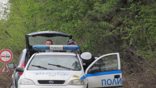 Патрулка се блъсна в кола на пътя Бургас - Варна
