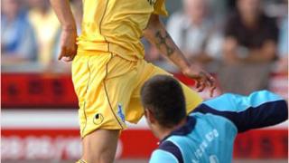 Благо титуляр за Дуисбург срещу Шалке