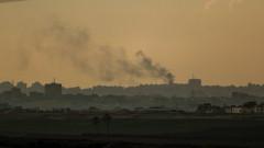 Израел удари Газа след ракетна атака