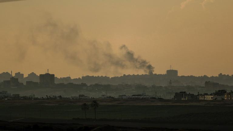 Израел прие примирието с Хамас