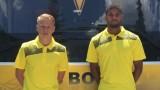 Холандците Родни Клустър и Филип ван Арнем вече са футболисти на Ботев (Пловдив)