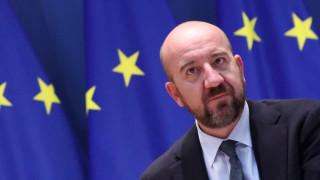Шарл Мишел: ЕС трябва да действа стратегически автономно в сигурността и икономиката