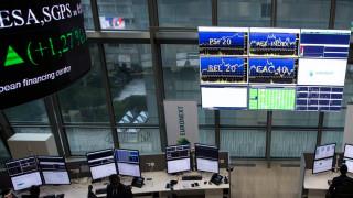 Мъж падна от седмия етаж на Лондонската фондова борса