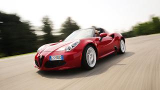 Fiat Chrysler отказва да отдели Alfa Romeo и Maserati