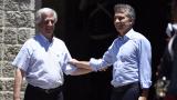Уругвай и Аржентина се договориха за съвместна кандидатура за световното първенство през 2030 г.