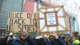 Феновете на Юнайтед с четири конкретни искания към семейство Глейзър