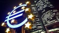 Силен спад на инвеститорското доверие в еврозоната