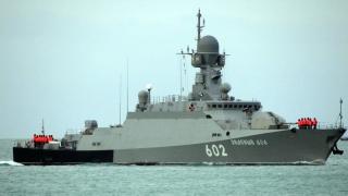 Русия започна военноморски учения в Източното Средиземноморие