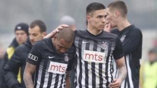 Жестоко наказание за расистите от Рад (Белград), които разплакаха футболист на Партизан