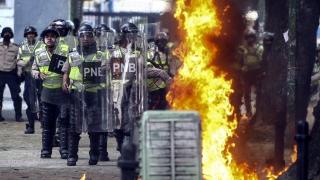 1300 души са във венецуелските арести