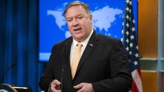 Помпео: САЩ няма да са част от договор, умишлено нарушаван от Русия
